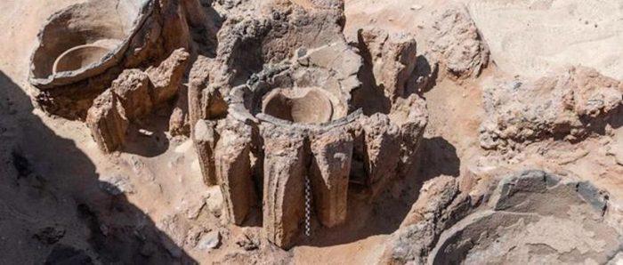 Misión arqueológica descubre en Egipto restos de una cervecera de hace 5.100 años