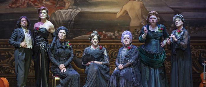 """Montaje del clásico """"Orquesta de Señoritas"""" es protagonizado por destacados actores"""