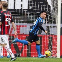 Lautaro y Lukaku reinan en Milán