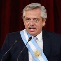 Alberto Fernández - EFE