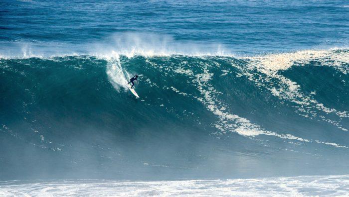 Surfistas de todo el mundo participarán en el campeonato Big Wave Internacional Punta de Lobos por Siempre