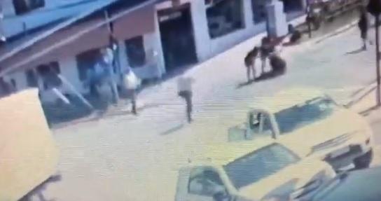 Se difunde nuevo registro del joven malabarista en Panguipulli muerto baleado  por carabinero