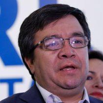 """""""Elizalde falta a la verdad"""": escala la polémica por Ñuñoa y la DC replica duramente al presidente del PS"""