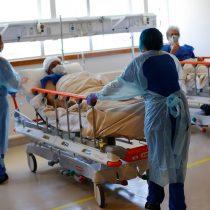 52.241 funcionarios de la Salud se han contagios con Covid-19 desde el inicio de la pandemia