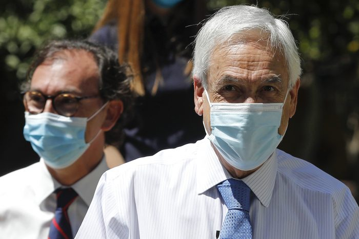 A la espera que toquen el timbre: Presidente Piñera y ministro Figueroa piden que el retorno a clases