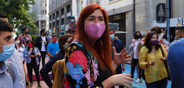 """""""¿Cómo quieren que no lo quememos todo?"""": polémico mensaje de la presidenta RD Catalina Pérez fue cuestionado incluso en la oposición"""