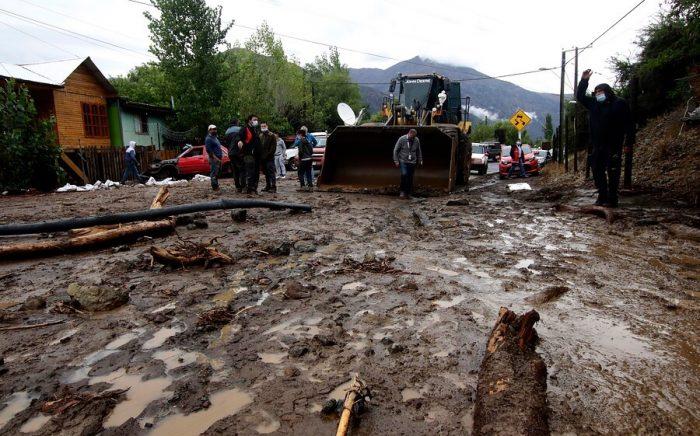 San José de Maipo: sectores afectados por aluviones concentran un 50% de la oferta turística de la zona