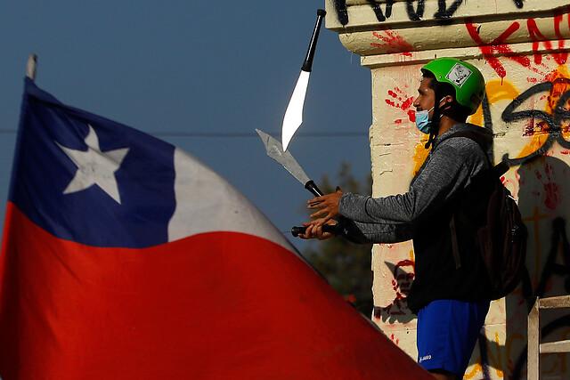Siguen las manifestaciones por muerte de Francisco Martínez: protestas ocurren en distintas regiones del país