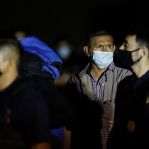Exiliados venezolanos declaran persona