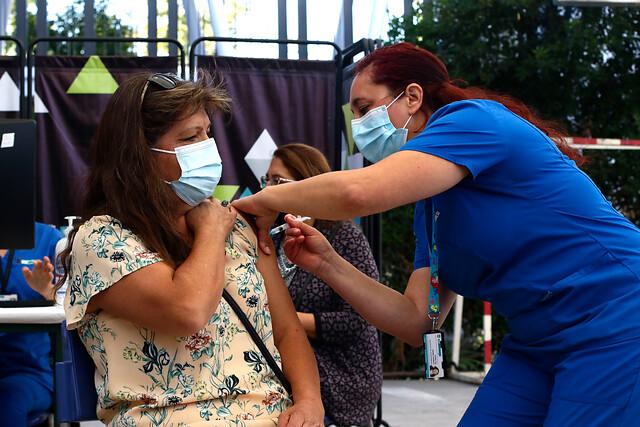 Desde el próximo miércoles se empezará a inocular la segunda dosis de la vacuna contra el coronavirus