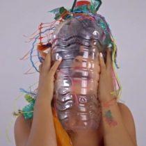Personajes del arte, el deporte y el espectáculo participaron de impactante video que busca generar conciencia con el uso de plásticos