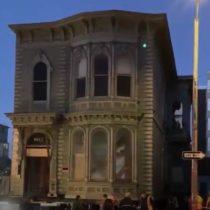 Hombre trasladó su casa a seis cuadras de su ubicación original en San Francisco, Estados Unidos