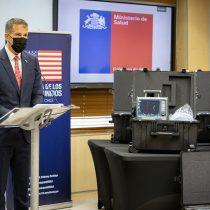 Gobierno de EE.UU.dona aChileocho ventiladores mecánicos para ayudar a personas afectadas por el covid-19