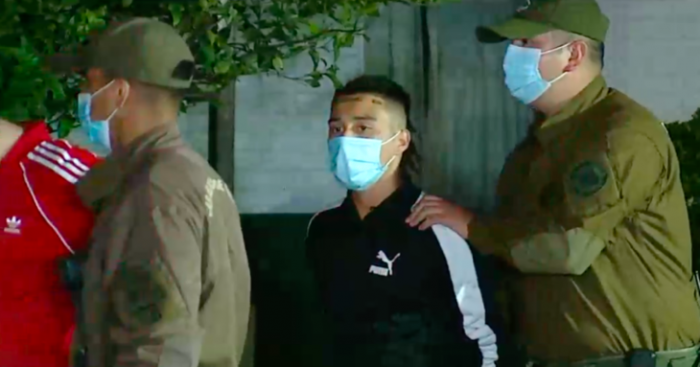 Pablo Chill-E fue detenido por grabación de videoclip con más de 40 personas en San Joaquín