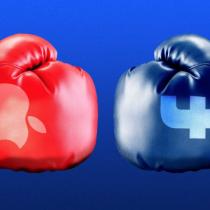Apple versus Facebook: Privacidad versus competencia
