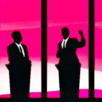 """La coreografía electoral y las """"contorsiones"""" de los candidatos presidenciales... Otra vez"""