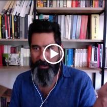 """Cristóbal Bellolio: """"Hay que exorcizar los fantasmas: creo que de izquierda a derecha tenemos más puntos comunes de lo que parece"""""""