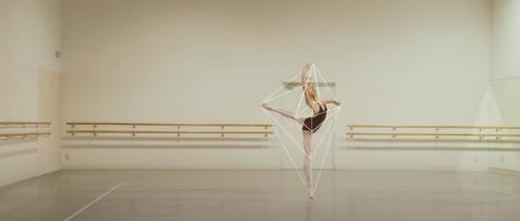 Lo que tienen en común el ballet y matemáticas