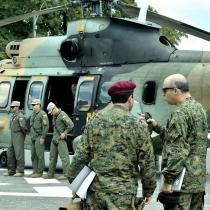 Efectiva política de derechos humanos: consideraciones generales en el uso de la fuerza militar en La Araucanía