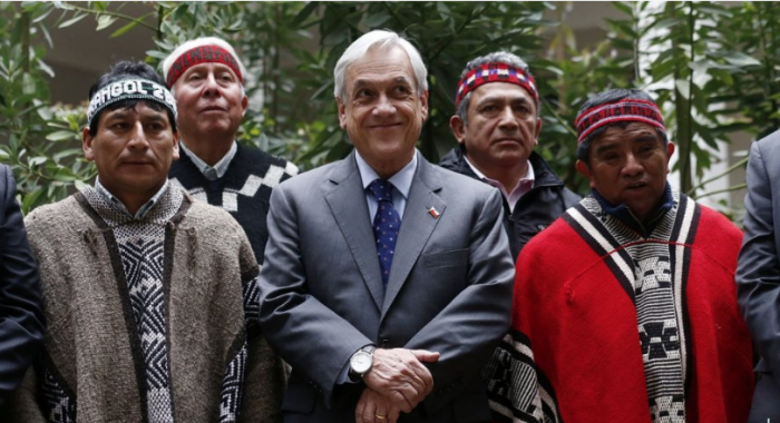 Disminuir la violencia en La Araucanía: la promesa de Piñera en 2017 que se transformó en pesadilla