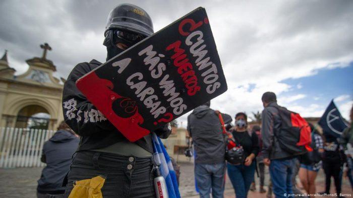 Nicaragua y Colombia: Derechos Humanos y regímenes políticos