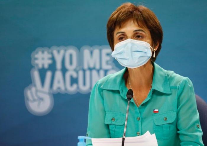 Balance diario del Covid-19 en Chile: 3.893 nuevos contagiados y 77 fallecidos en las últimas 24 horas