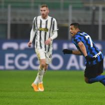 Vidal y Sánchez caen ante la Juventus: dos goles de Cristiano Ronaldo otorgaron la victoria a