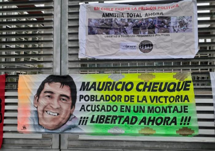 Lapidario fallo de absolución a Mauricio Cheuque, acusado de portar bomba molotov: pruebas en su contra resultaron