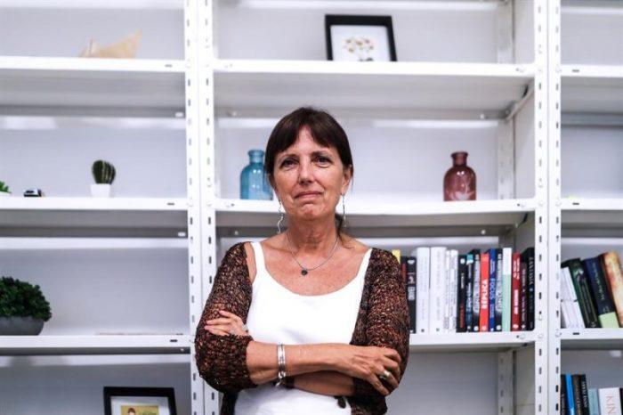 """Claudia Piñeiro: """"Penalizar el aborto es someter a la mujer a un estado de esclavitud"""""""
