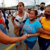 Amotinamientos en Ecuador: al menos 50 muertos en una ola de violencia en varias cárceles del país