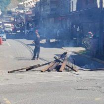 Incidentes en Panguipulli tras muerte de malabarista callejero baleado por carabinero