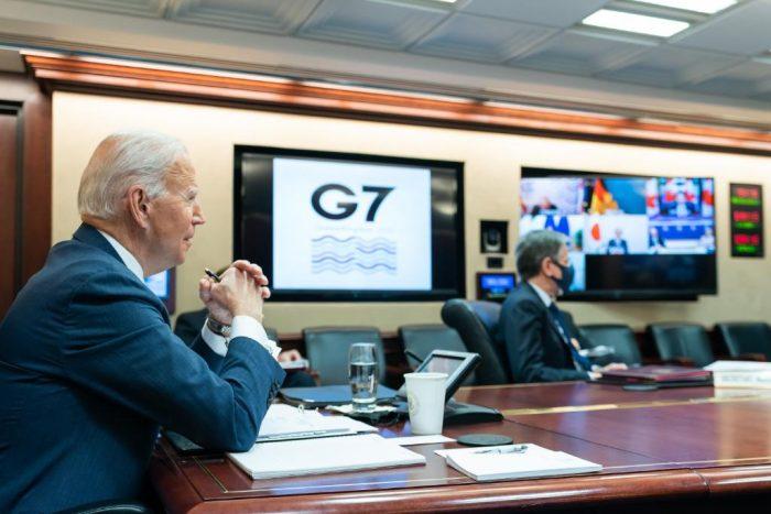 """Adiós al """"EE.UU. primero"""": en el debut de Biden, G-7 hace una apuesta por el multilateralismo y por las """"prácticas responsables"""" con las vacunas del COVID-19"""