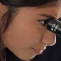 """Javiera Toro, la joven que busca ser astrónoma e inspirar a más mujeres en ciencias: """"Este año voy por más, cada día un poco más cerca de las estrellas"""""""