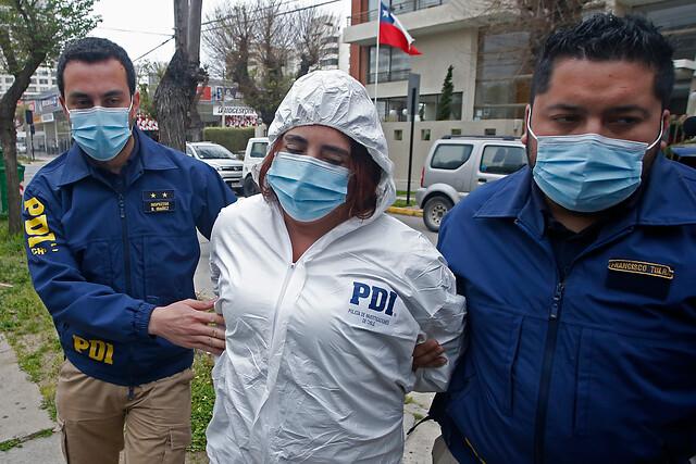 Caso Ámbar: reformalizan a madre de la menor por delito de violación con homicidio
