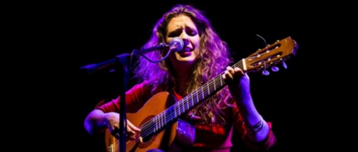 #VioletaEnCasa presenta concierto de Naara Andariega vía online
