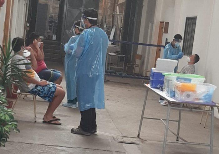Gendarmería ordenó cuarentena total en la cárcel de San Antonio