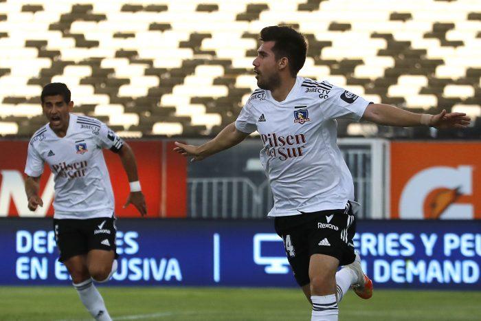 Colo Colo le dio vuelta el marcador a Unión La Calera y sigue luchando por mantener la categoría
