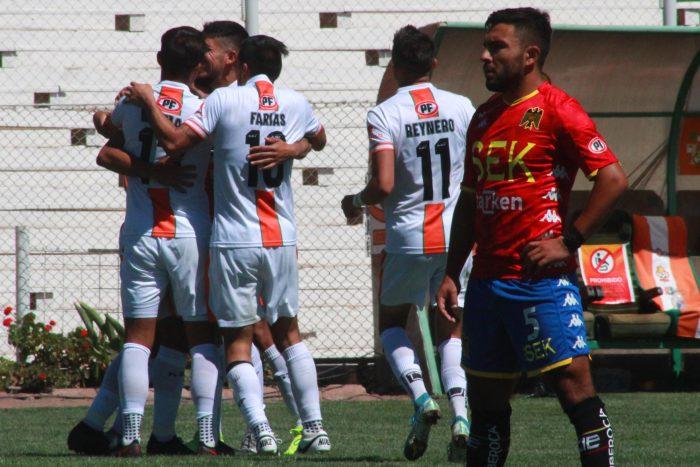 Cobresal goleó a Unión Española y se definieron los últimos clasificados a torneos internacionales