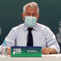 Balance del Minsal: Más de 151 mil adultos fueron vacunados esta segunda jornada