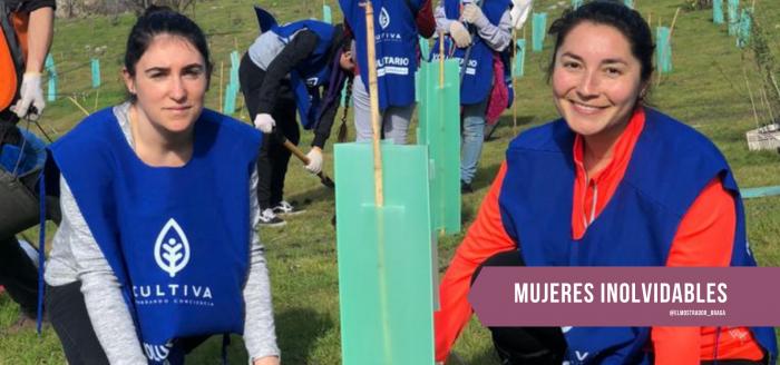 Carolina Urrutia y Andrea Moraga: dos emprendedoras que han reducido 10.000 kilos de plástico y ahorrado 21 millones de litros de agua