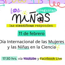 Las Niñas Preguntan: un programa donde niñas entrevistarán a reconocidas científicas latinoamericanas