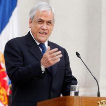 Piñera envía a Delgado y jefes de la policía a la macrozona sur y anuncia acuerdo nacional tras reunión por La Araucanía