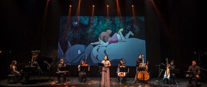 Ghibli en Concierto vía online