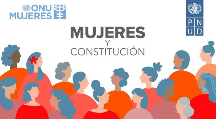 Organizaciones internacionales realizan talleres gratuitos de empoderamiento político a candidatas constituyentes
