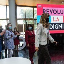 """Ximena Rincón presentó equipos que armarán su programa presidencial: """"La Revolución de la dignidad significa construir una nueva estrategia de desarrollo para Chile"""""""