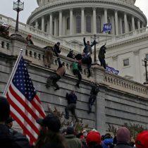 EEUU acusa a más de 300 personas por los ataques al Capitolio, dicen funcionarios