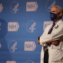 Dr. Fauci por medio millón de muertes en Estados Unidos por el Covid-19: