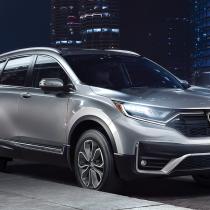 Honda rediseña su clásico CRV