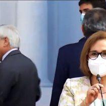 """Diputado Coloma le baja el perfil al desaire a Adriana Muñoz: """"Otra cosa distinta es que no la hubiesen dejado hablar"""""""
