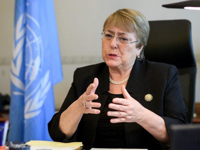 Bachelet pide liberación de los detenidos en las protestas e insta al diálogo en Cuba